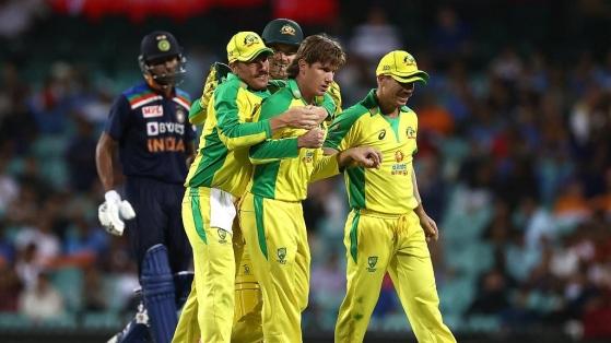 ভারতের বিপক্ষে ৬৬ রানের বিশাল জয় অস্ট্রেলিয়ার